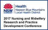 2017 Nursing and Midwifery Research and Practice Development Conference