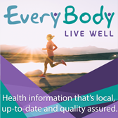 EveryBody Live Well website