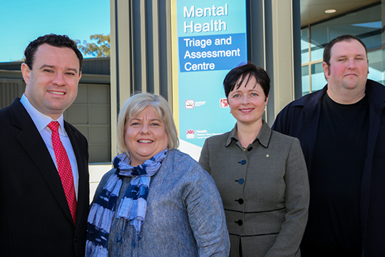 New 24 Hour Mental Health Service Opens Nepean Blue Mountains