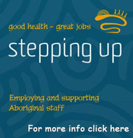 Stepping Up Aboriginal Recruitment and Retention Resource