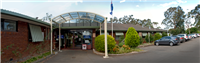 Springwood Hospital Main Entrance