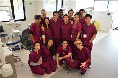 First Oral Health Students
