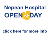 Nepean Hospital open day
