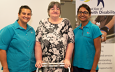 Patients partner with Allied Health to achieve goals
