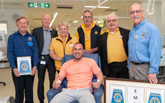 Patients' rest assured thanks to Lions Club
