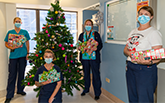 Compassionate care shines at Christmas