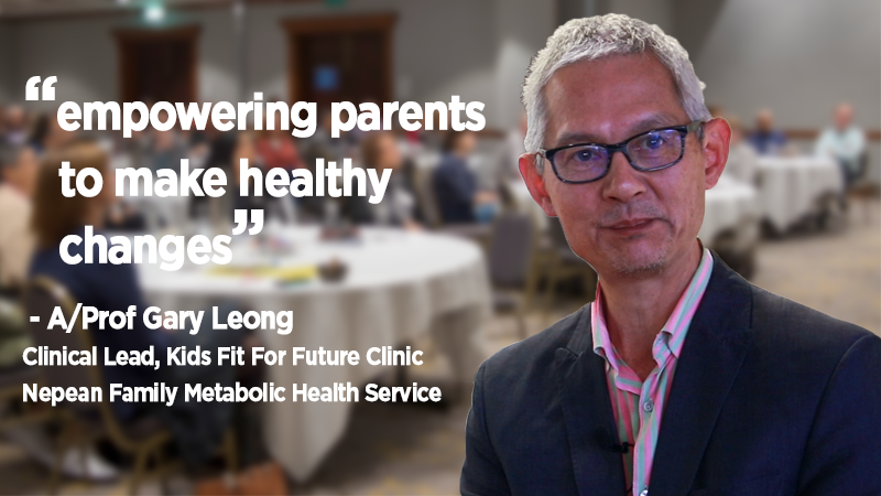 Empowering parents to make healthy changes