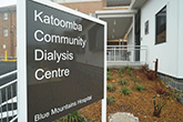Katoomba community dialysis centre open