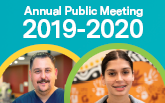Annual Public Meeting 2019 – 2020: Have your say!